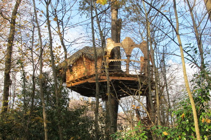 1001 nights tree house (2 pax) from 135 €