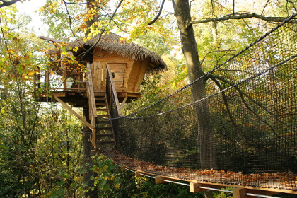 Zen tree house (2 pers)